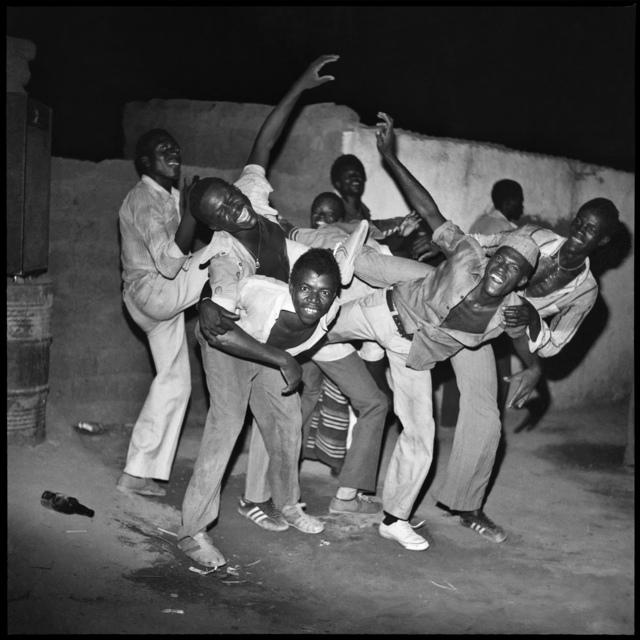 Sanlé Sory, 'Les sans soucis de Dogona', 1980, David Hill Gallery