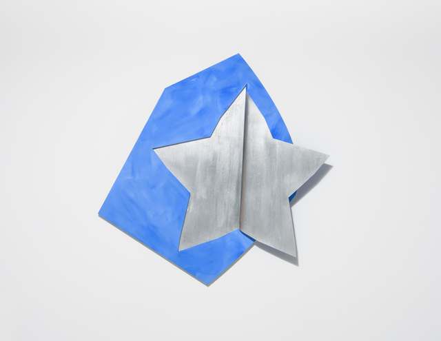 , 'Rising star (blue),' 2017, PKM Gallery