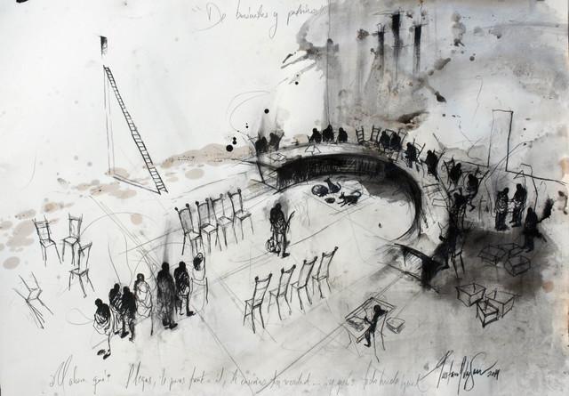 , 'Serie Burócratas y Padrinos,' 2014, Victor Lope Arte Contemporaneo