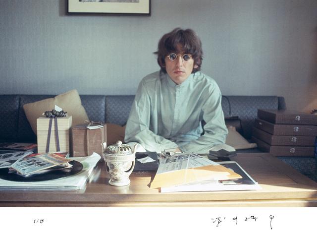 , 'George,' 1966, Genesis Publications