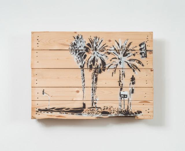 , 'Island,' 2015, Dan Gallery
