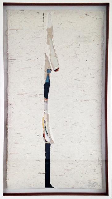 , 'Gran Vertical,' 2004, Galería del Paseo