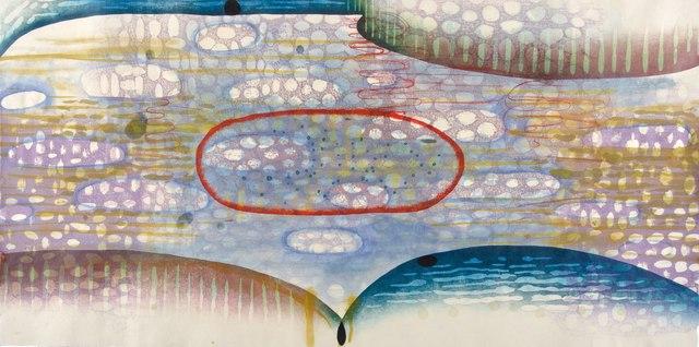 , 'Bay,' 2011, Atrium Gallery