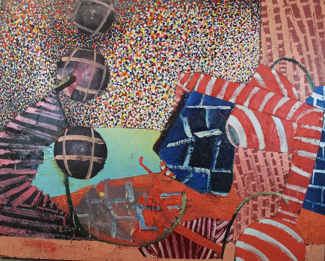 , 'Untitled,' ca. 1987, Sragow Gallery