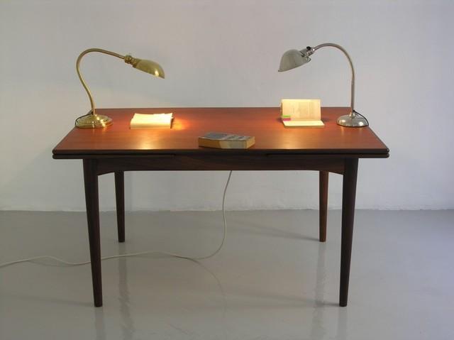 , 'The Joycean Society,' 2013, Galería Juana de Aizpuru