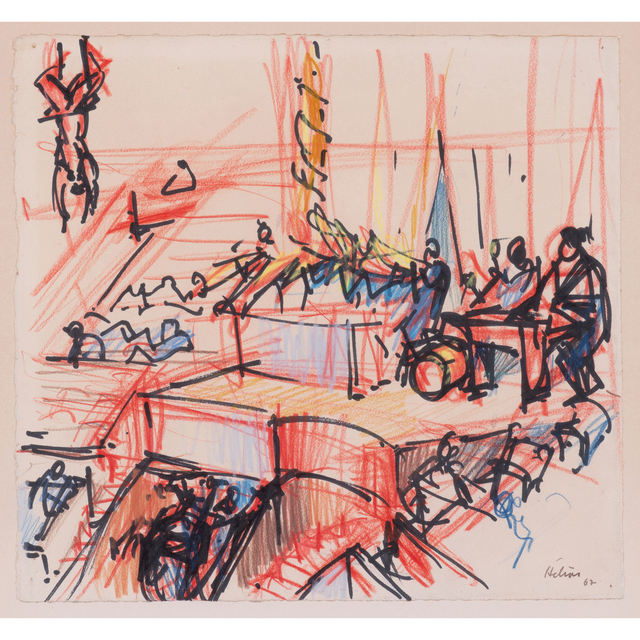 Jean Hélion, 'Untitled', 1967, PIASA