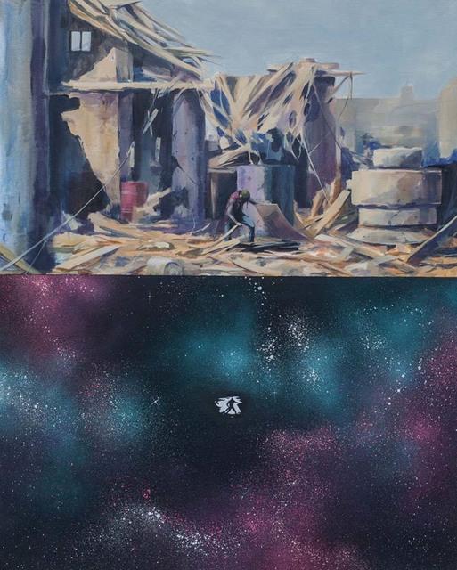 """, '""""Entre los escombros"""",' 2016, sc gallery"""
