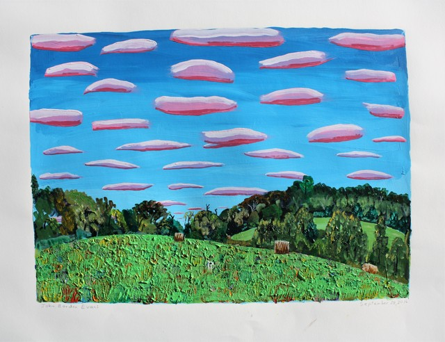 , 'Moses and Pink Clouds,' 2017, Les Yeux du Monde Gallery