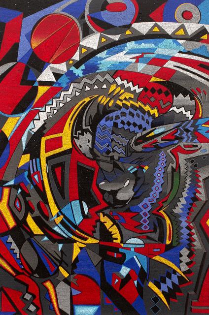 , 'Cycle of Abundance,' 2019, Blue Rain Gallery