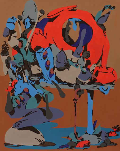 , 'Table Scene,' 2014, Ruttkowski;68