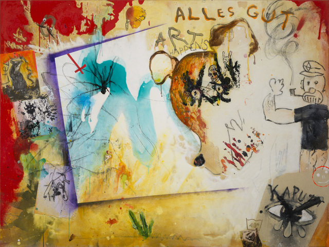 , 'Art Happens,' 2017, MAKASIINI CONTEMPORARY