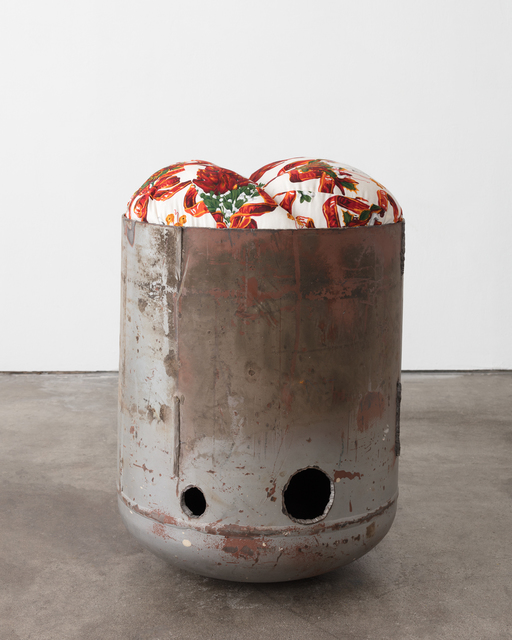 Elad Lassry, 'Untitled (Pod, Holiday Peppers and Bows, 2)', 2018, 303 Gallery
