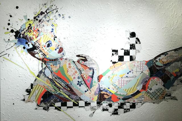 Pınar DU PRE, 'Masha', 2016, Painting, Mixed Media, FREMIN GALLERY
