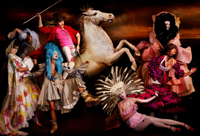 Simon Procter, 'Galliano Royal No. 9', Photography, C-print, Rosenbaum Contemporary