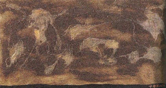 , 'Senza Titolo,' 1959, Galleria Spazia