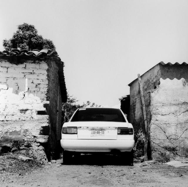, 'Carro entre adobes,' 2016, Patricia Conde Galería