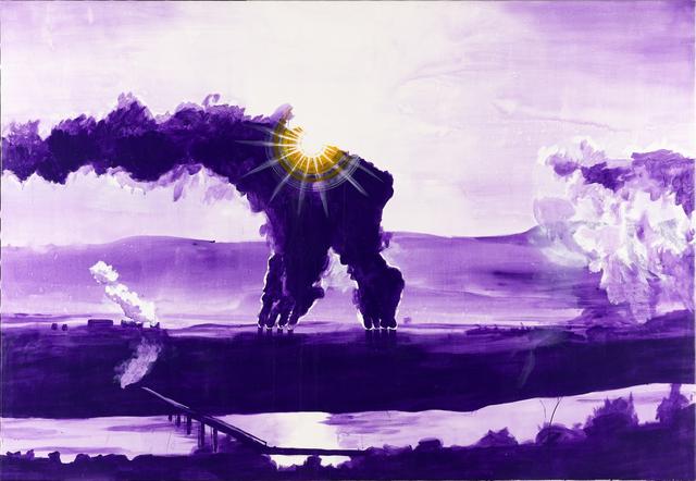 , 'Polen / Poland,' 1998, Galleri Bo Bjerggaard