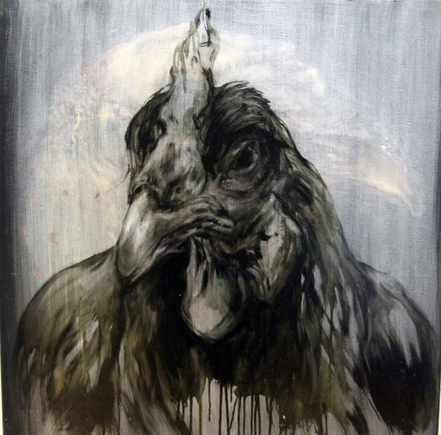 Ágnes Verebics, 'Worried Hen ', 2017, ArtConscious