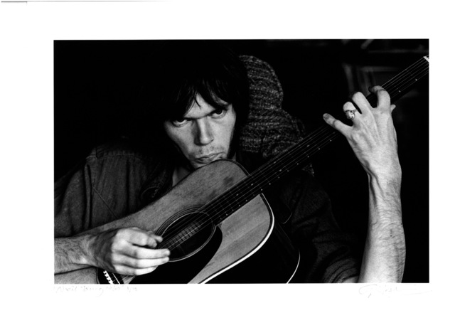 , 'Neil Young, 1969,' 2016, ACA Galleries