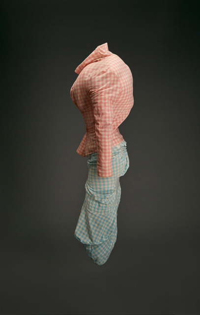", 'Jacket and Skirt,' Spring–Summer 1997 collection, ""Body Meets Dress, Dress Meets Body"", Denver Art Museum"