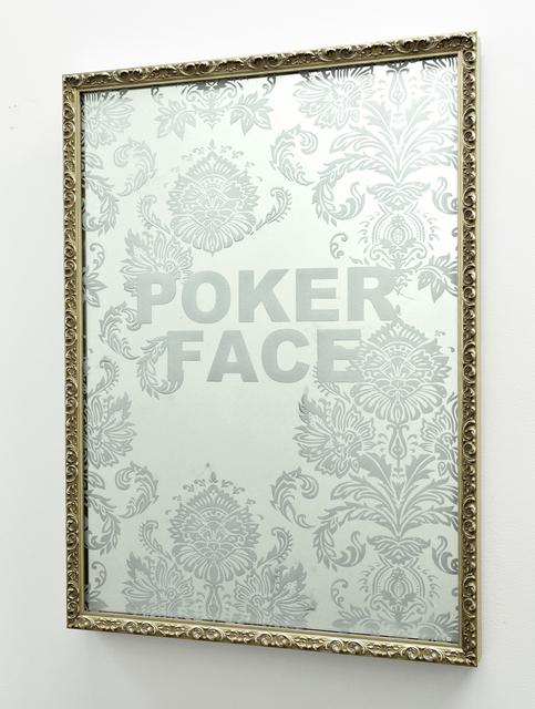 , 'Poker Face,' 2018, Winston Wächter Fine Art