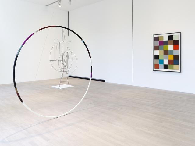 Matthias Bitzer, 'Der Zerfall der Eigenschaften / Collapse of Features,' 2014, Kadel Willborn