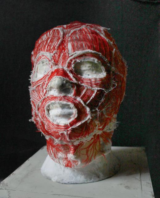 , 'Máscara con músculos,' 2013, EspIRA / Adrede