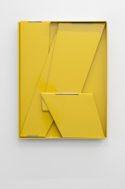 , 'Jalousie III,' 2017, Galerie Laurence Bernard