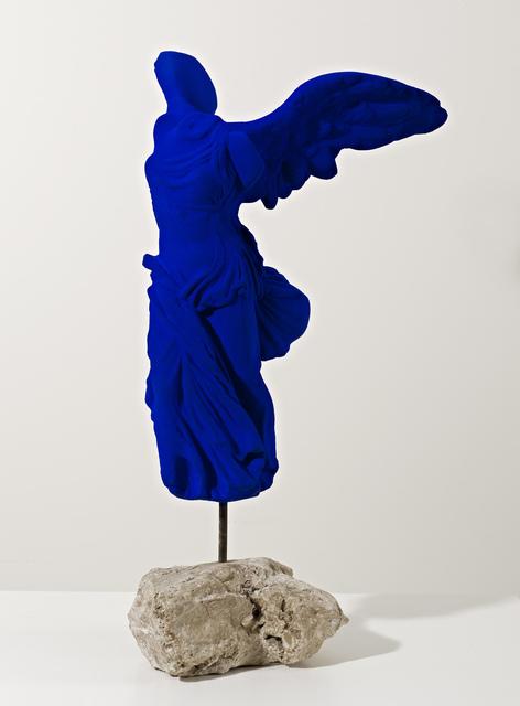 Yves Klein, 'Winged Victory', 1962, DELAHUNTY