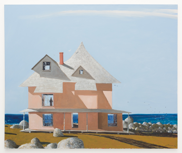 , 'The Beginning of a New Morning,' 2014, Miles McEnery Gallery