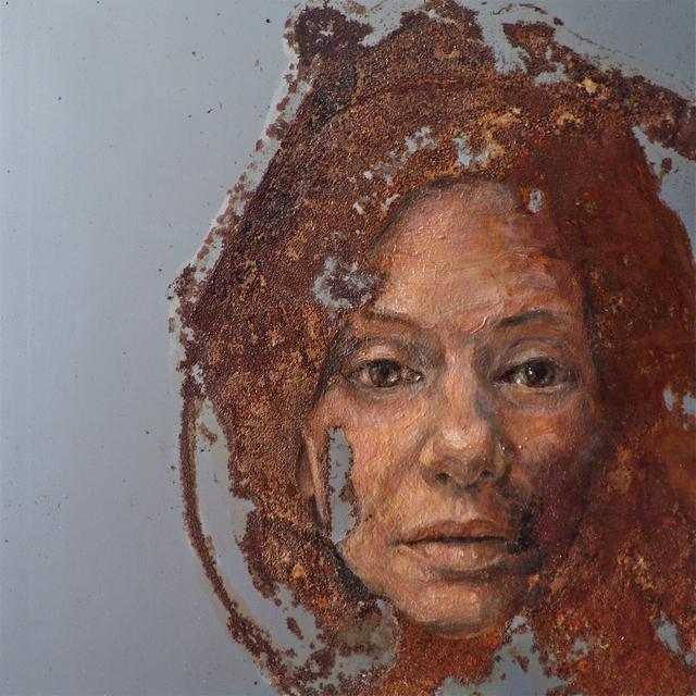 , 'Experiment auf Stahl XXVIII,' 2014, Accesso Galleria