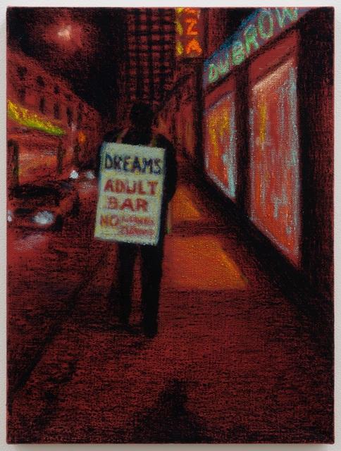 Jane Dickson, 'Dreams', 2018, James Fuentes