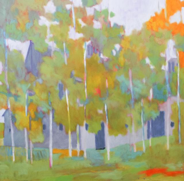 Marshall Noice, 'Barn, North of Somers Road', 2018, Ventana Fine Art