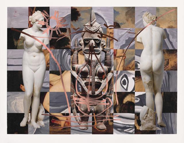 , 'Antiquity (Uli),' 2019, Two Palms