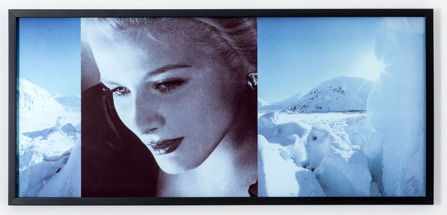 , 'Portage Glacier,' 1982, Downs & Ross