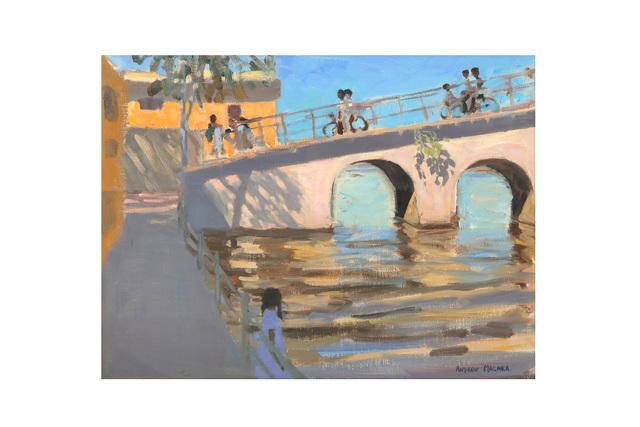 Andrew Macara, 'The bridge Udaipur, India', Chiswick Auctions