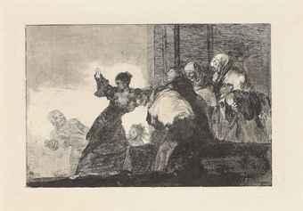 , 'Dos Cabezas piensan Mejor que Una,' ca. 1816, Brook Gallery