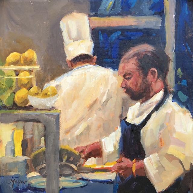 , 'Limone e Lime,' 2018, Meyer Vogl Gallery