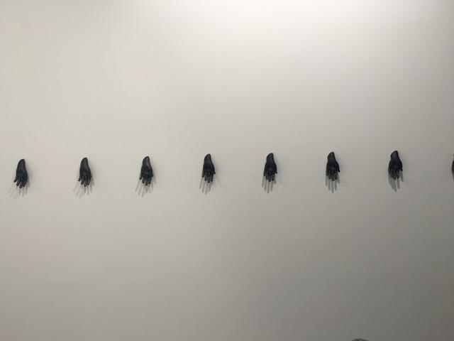 , 'Palm,' 2015, Galerie Liusa Wang