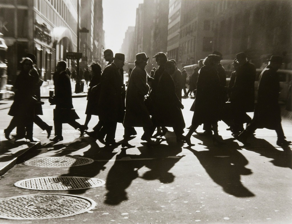 Forty-Second Street, New York