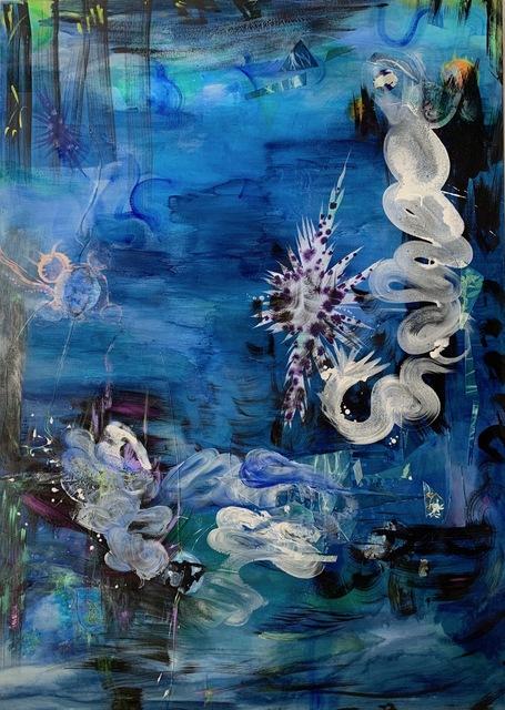 , 'Swept Away,' 2018, Front Room Gallery