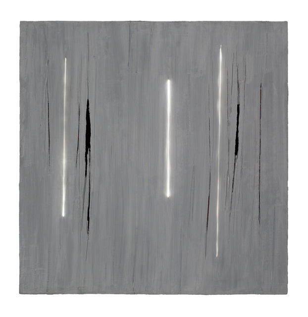 , 'PEQUEÑA GRIS,' , Aurora Vigil-Escalera Art Gallery