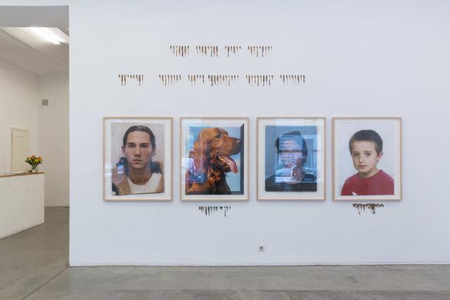 , 'Untitled,' 2013, Christine König Galerie
