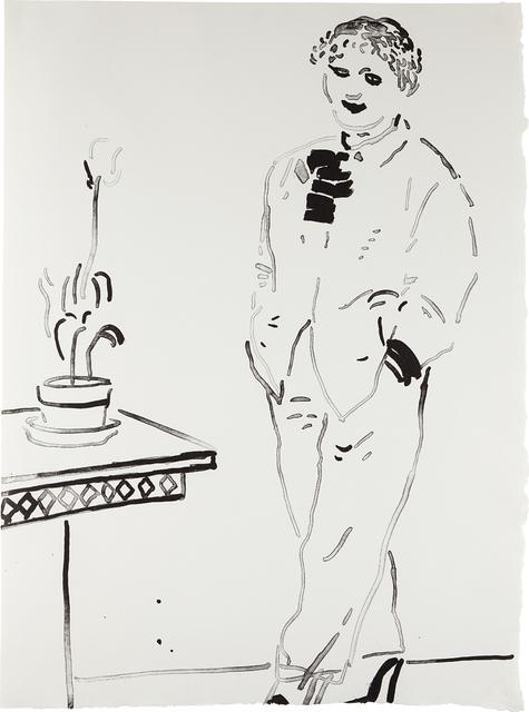David Hockney, 'Celia Amused', 1979, Phillips