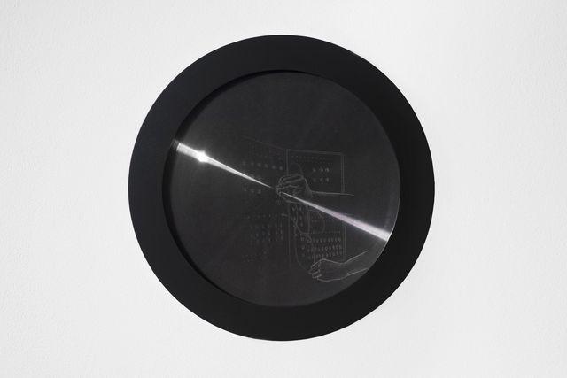 , 'She Recalibrates (Pauline Oliveros),' 2018, Fridman Gallery