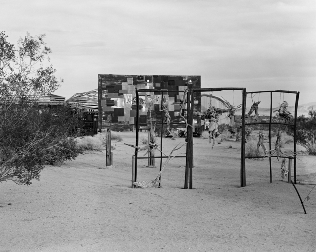 , 'The Interior and the Exterior - Noah Purifoy ,' 2014, Anglim Gilbert Gallery