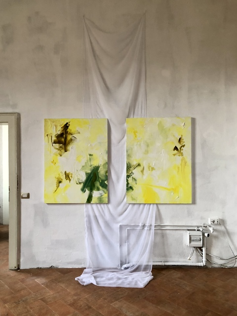 , 'Untitled,' 2018, Palazzo Monti