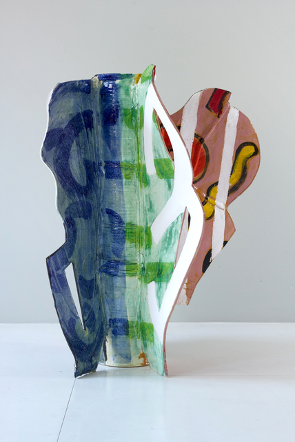 , 'Aztec Vase 10,' 2011, Nina Johnson
