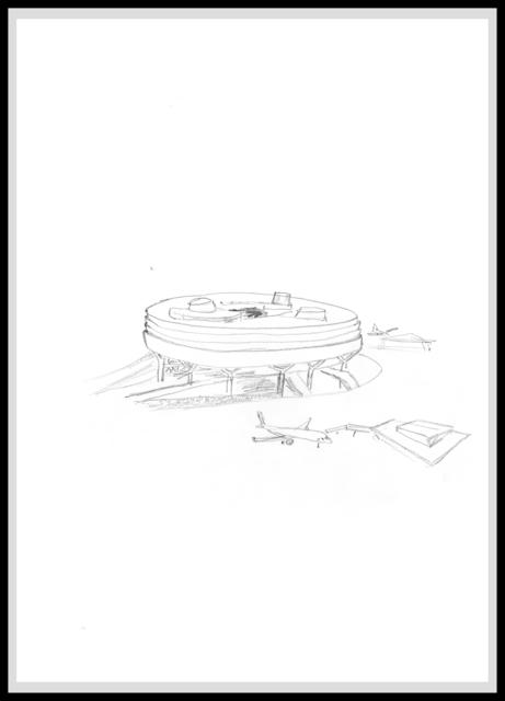 Ragnar Kjartansson, 'Inferno Drawing p. 257', 2016, i8 Gallery