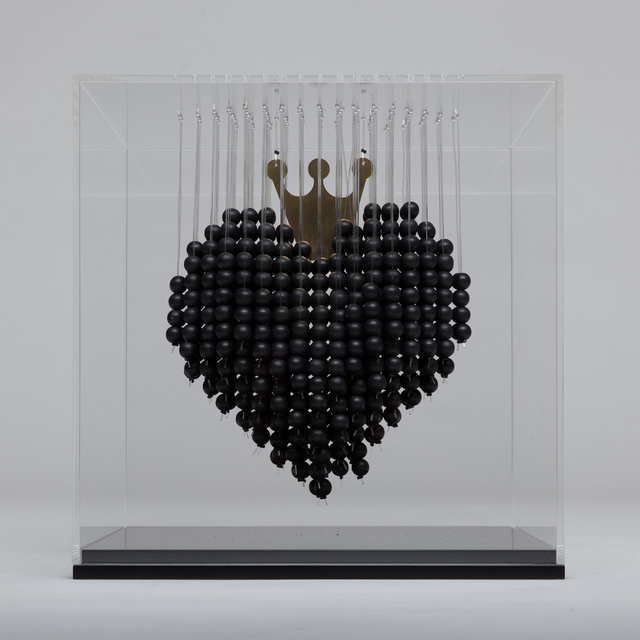 , 'Queen of Hearts,' 2016, Rademakers Gallery